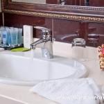 Ванная комната апартаменты повышенной комфортности