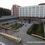здание санатория Плаза