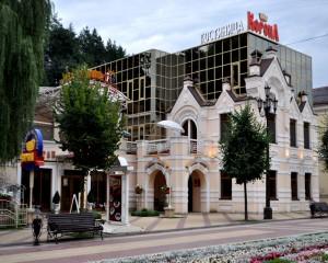Гостиница Корона Кисловодск