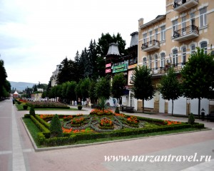 Курортный бульвар