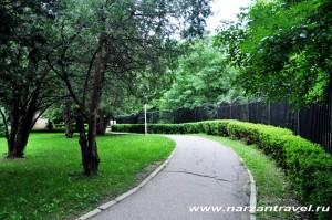 Один из входов в Курортный парк. Кисловодск.