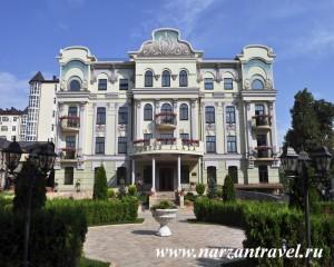Отель Понтос Плаза в Ессентуках