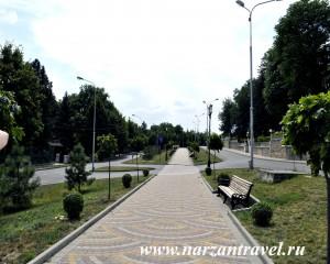 Курортная зона Пятигорска