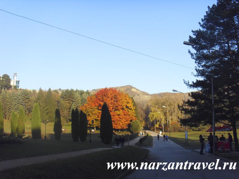Долина Роз. Осень.