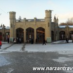 Вход в Нарзанную галлерею