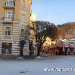 Санаторий Нарзан и Курортный бульвар
