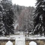 Балкончик под памятником С. Орджоникидзе.