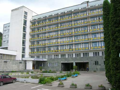 Санаторий Родник Кисловодск